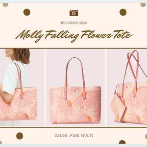 Kaye Spade - Molly Falling Flower Tote